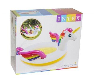 Детский басейн Волшебный единорог Intex 57441 Пегас интекс