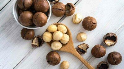Орех Макадамия, горіх магадамія, Макадамія, горішки сухофрукти, подарункові набори, горіх, орешки