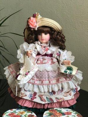 Продано: Скидка Veronica by Pittsburgh Originals doll