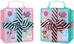 Игровой набор подарок с куклой и питомцем LOL Deluxe Present Surprise 570691, 570707. Лол Делюкс