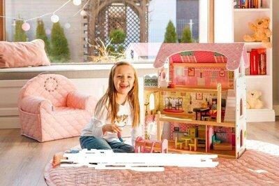 Игровой кукольный домик 4110. Польша. Ol