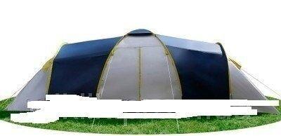 Палатка Nadir-8, тамбур, проклеенные швы. Польша. Ol,