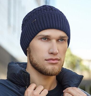 Мужская шапка Сильвер, 4922