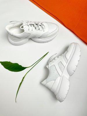 Новинка Натуральные кожаные женские кроссовки Высокое качество