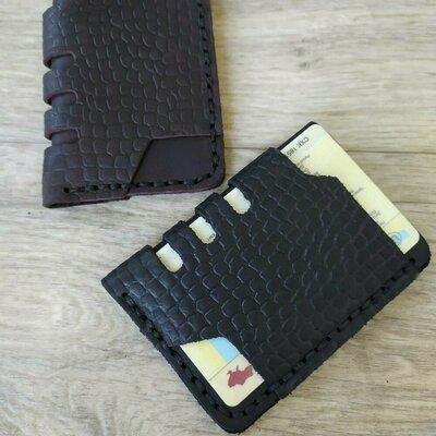 Картхолдер для водительских прав и банковских карт