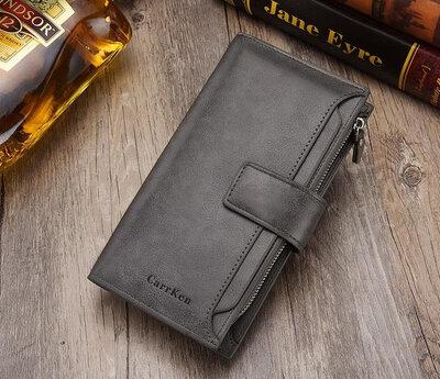 Мужское портмоне, мужской кошелек