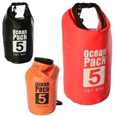 Водонепроницаемый рюкзак сумка Ocean Pack 5л