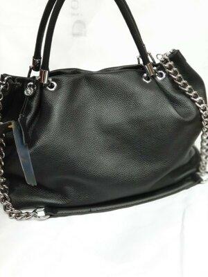 Женская кожаная сумка polina eiterou
