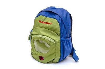 Детский рюкзак Mammut First Zip. Объём 8 л.