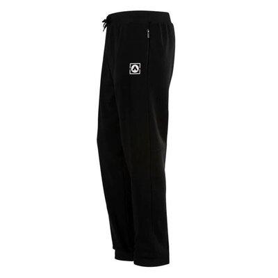 Мужские черные спортивные штаны с флисовым начесом Airwalk Оригинал