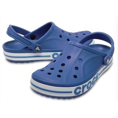 Кроксы Сабо Crocs BAYABAND Clog Blue Оригинал Кроксы для взрослых