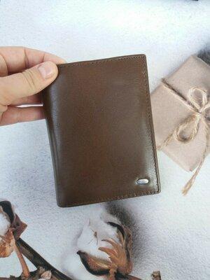 Продано: Мужской кожаный кошелек чоловічий шкіряний гаманець портмоне кожаное