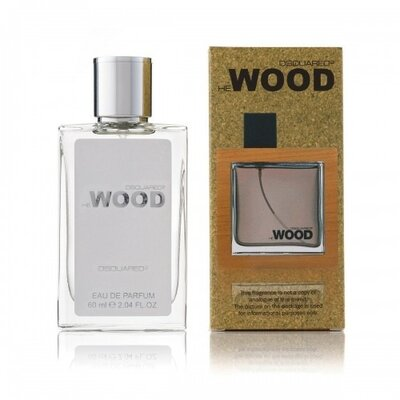 Dsquared 2 He Wood 60 мл мини-парфюм