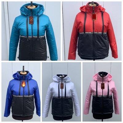 Новая модель женская демисезонная короткая куртка Фешн