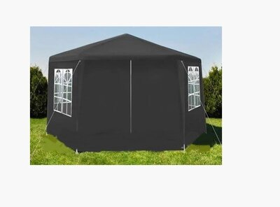 Садовый павильон 2x2x2м серий 6-секционный 6 Стен Палатка Павильон Шатер P0123