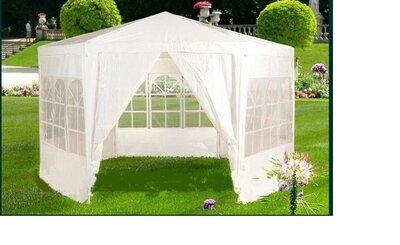 Шатёр Павильон палатка шестигранная шатер тент садовый дачная беседка