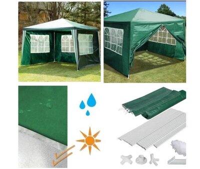 Садовый павильон 3-3-2.5м Палатка Павильон Шатер Альтанка