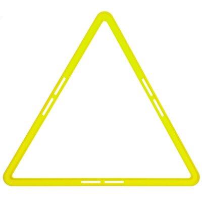 Тренировочная напольная сетка треугольная Agility Grid 1414 размер 48х42см