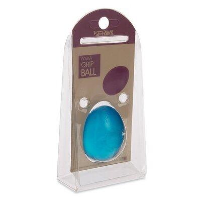 Эспандер кистевой гелевый для развития пальцев яйцо Jelly Hand Grip 1486 SMALL