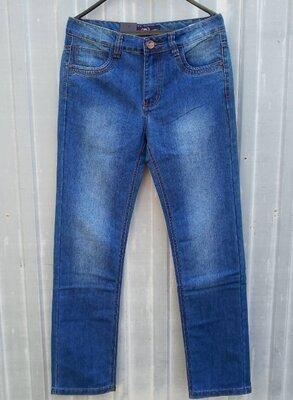 Джинсы мужские синие осень 32