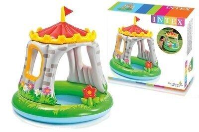 Продано: Детский надувной бассейн «Королевский Замок» Intex 57122, размер 122 122 см