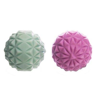 Массажер для спины Ball Rad Roller 1476 диаметр 6,5см 2 цвета