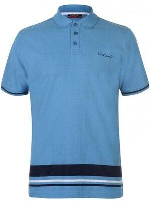 Pierre Cardin футболка рубашка поло Blue. Англия. Оригинал.