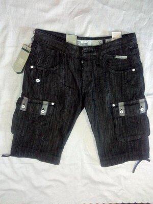 Crosshatch,классные джинсовые шорты