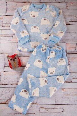 Махровые пижамки и халаты