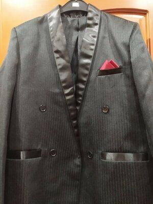 Школьный пиджак 11-15лет Лондон
