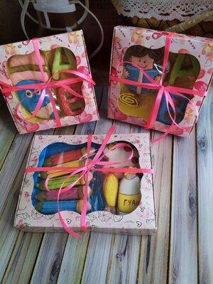 Продано: Наборы имбирно медовые пряники в наличии, 1 сентября