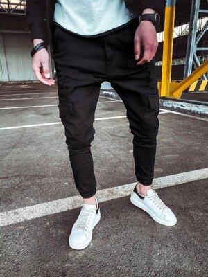 2020. Варианты. Европейское качество. Мужские джинсы рваные зауженные Турция 2Y Premium 5105
