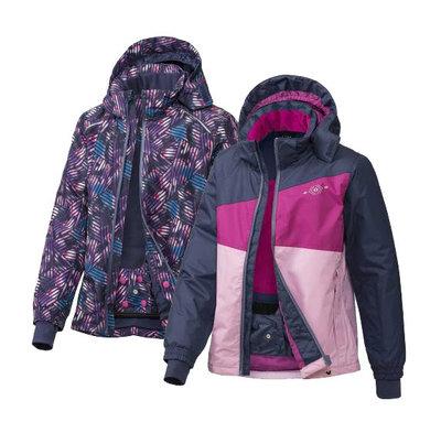 Куртка зимняя термокуртка лыжная crivit кривит