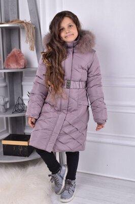 Куртка удлиненная, пальто зимнее