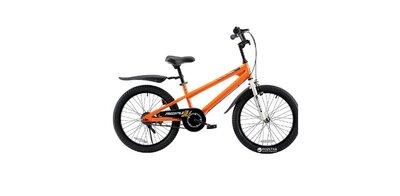 Детский двухколесный велосипед RoyalBaby Freestyle 20 Оранжевый