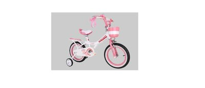Детский велосипед Royal Baby Princess Jenny Girl Steel RB20 -4 Розовый