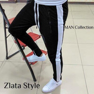 Мужские стильные штаны 7120 Турция