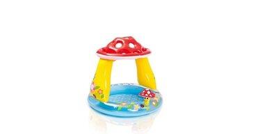 Надувной бассейн мухомор Intex 57114