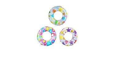 Надувной круг Lively Print Swim Rings Intex 59241