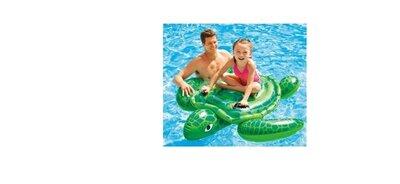 Надувной плотик для плавания черепаха Intex 57524