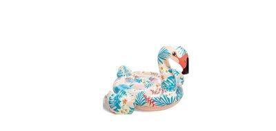Надувной плотик Тропический фламинго 142х137х97 см 57559