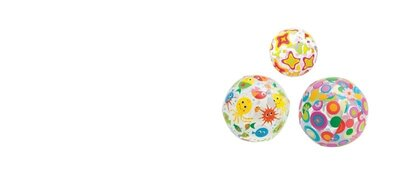 Надувной мяч Intex 59040 Осьминожка для игры на воде