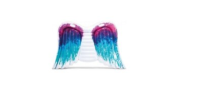 Пляжный надувной матрас Крылья ангелa INTEX 58786