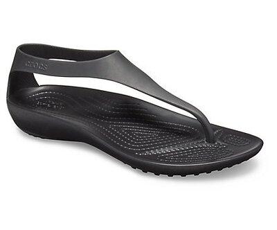 Оригинальные босоножки crocs Serena Flip флипы крокс сандалии Crocs Serena Flip размеры w7 w10 w11