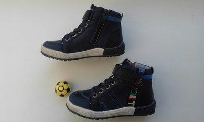 Продано: Ботинки для мальчика демисезонные тм солнце р. 28