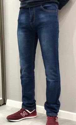 Мужские джинсы JOGER тонкие р. 34, 36.