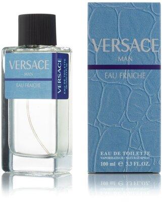 Мужская туалетная вода Versace Man eau Fraiche - 100 мл new
