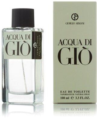 Мужская туалетная вода Armani Acqua di Gio Pour Homme - 100 мл new