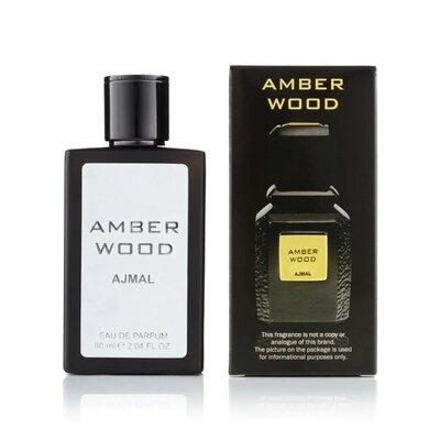 Мини-Парфюм Amber Wood Ajmal - 60 мл унисекс
