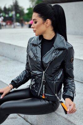 Куртка-Косуха демисезонная наполнитель синтепух. Новая коллекция